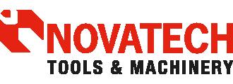 Logo Novatech Tools & Machinery - Goed gereedschap voor iedereen