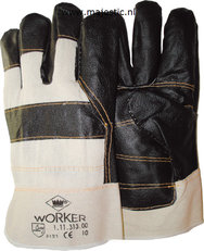 Handschoenen van Meubelleder