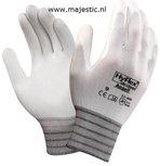 Ansell handschoen HyFlex 11-600, gecoate palm, wit