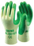 Showa Grip 310, groen/geel
