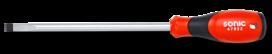 Schroevendraaier plat 10mm