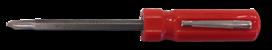 Mini schroevendraaier met clip ph.1, 125mml