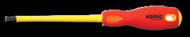 VDE Schroevendraaier plat 4mm