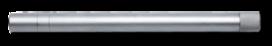 Bougiedop 3/8``, 12-kant 14 (250mmL)