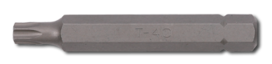 Bit 10mm, 75mmL T50