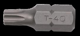 Bit 10mm, 30mmL T25